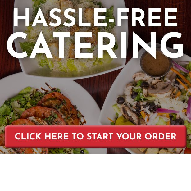 hassle free catering. click here to start your order