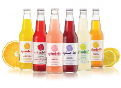 Spindrift Fresh Squeezed Sparkling Juices-