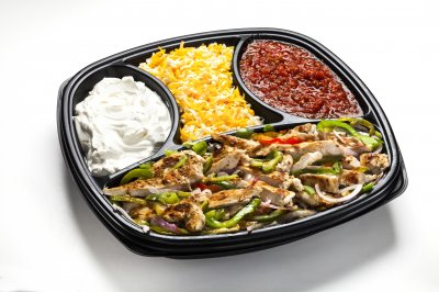 Chicken Fajita Tray