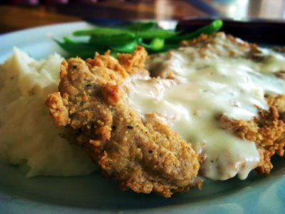 Chicken Fried Chicken or Steak