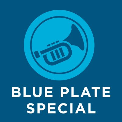 $9 BLUE PLATE LUNCHES