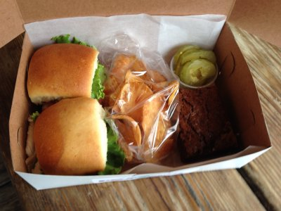 Ranch Hand Boxed Lunch