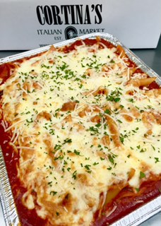 Baked Mostaccioli - Small Image