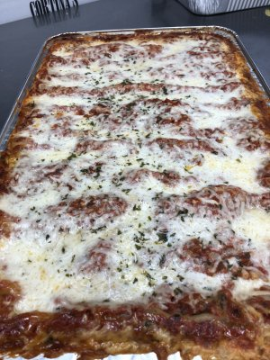 Lasagna - Large