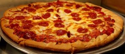 Large Cheese Pizza (8 Cuts)