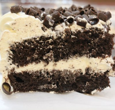 Chocolate Whipped Cream Specialty Cake