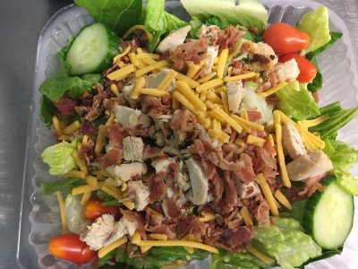 Grilled Chicken Entree Salad