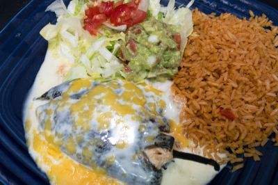 Chile Relleno Dinner Image