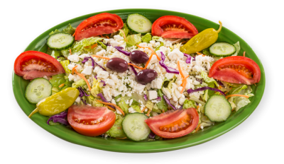 Fresh Greek Salad Tray - Small