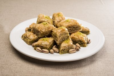 Baklava Pastries Tray - Large