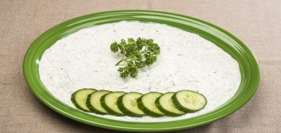 Our Signature Cucumber Sauce Tray - Large