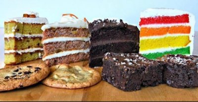 Assorted Desserts Image