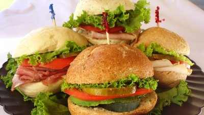 Sandwich Sliders