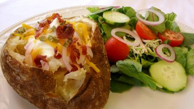 *February Special* Baked Potato Bar