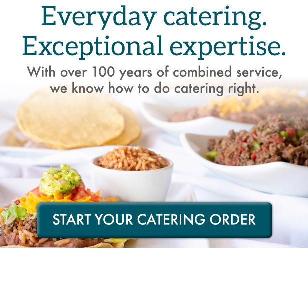 Start your catering order
