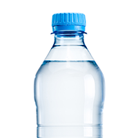 WATER BOTTLE (Individual) ea. 0 Cal