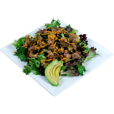 Cowboy Steak Salad - Platter of 10