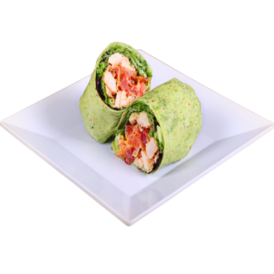 Chicken BLT Wrap - Platter of 10