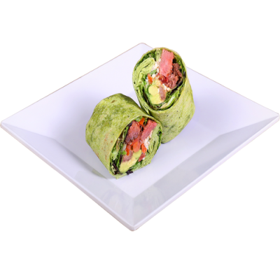 SRK Steak Cobb Wrap - Platter of 10