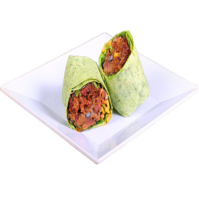 Spicy BBQ Wrap - Platter of 10