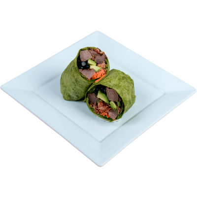 Cowboy Steak Wrap - Individual