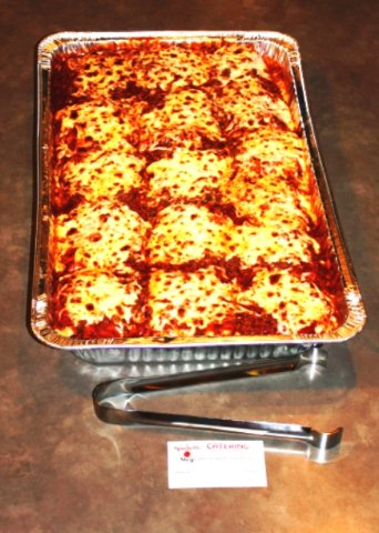 LUNCHEON SIZE LASAGNA