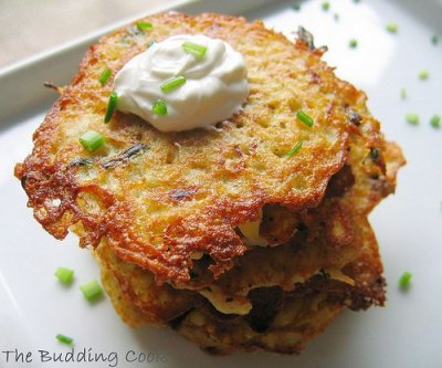 St. Patricks Day-Flags of Ireland Potato Pancakes March 13th, 14th, 15th, 16th & 17th