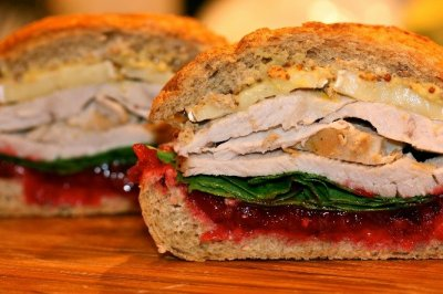 Harvest Turkey Sandwich