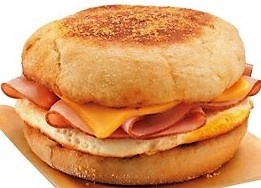 Sunrise Sandwich with Ham