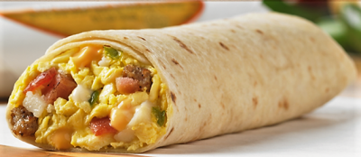 Breakfast Burritos-NEW!!!